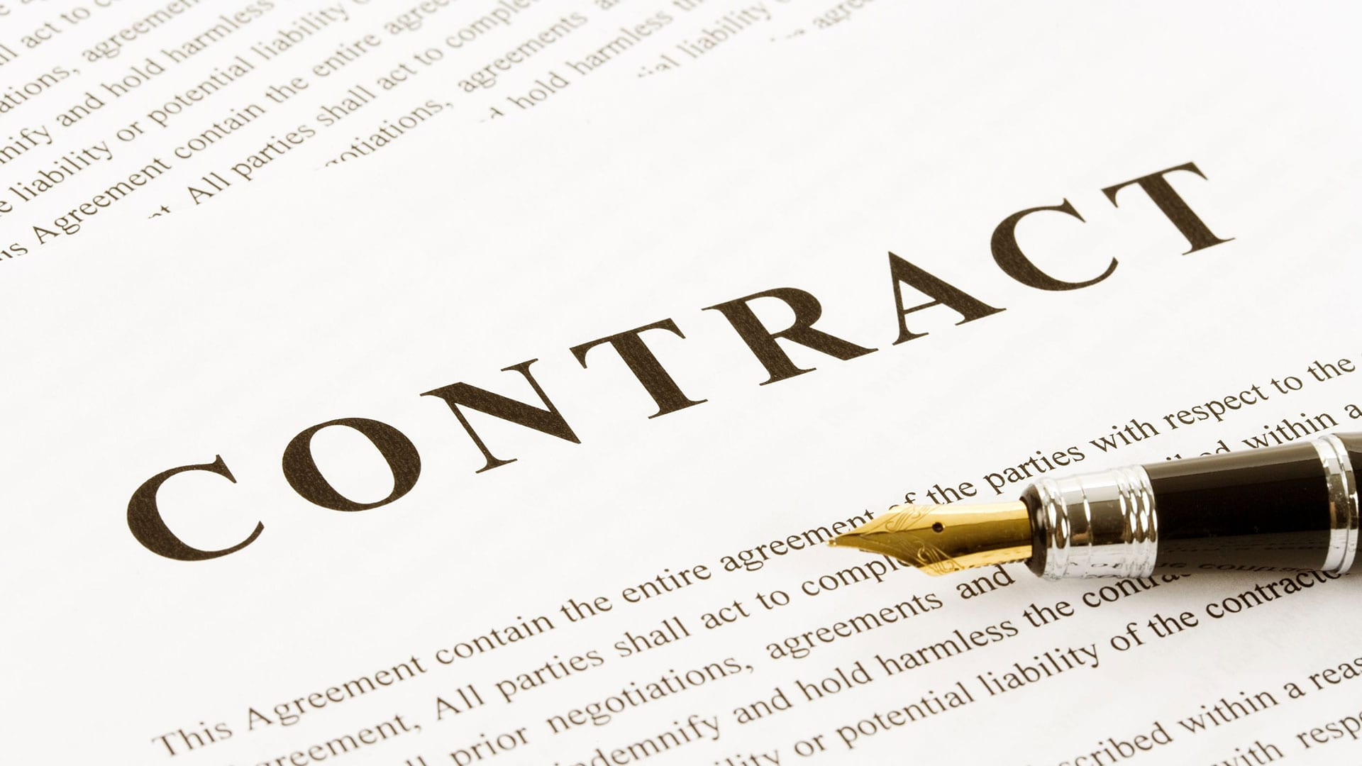 Contract Management by SIT Corporation